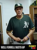 DVD : Will Ferrell Suits Up