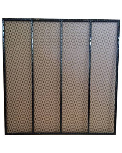 A/C Cage Back Panel 4x4