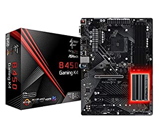 ASRock ATX Motherboard (B450 Gaming K4) (B07FW5ZMHQ) | Amazon price tracker / tracking, Amazon price history charts, Amazon price watches, Amazon price drop alerts