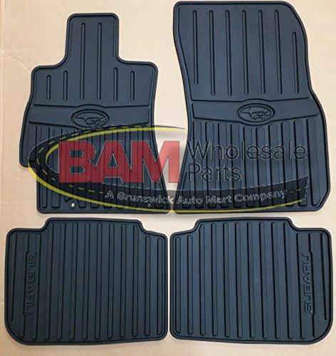 Subaru J501SAJ000 OEM All Weather Floor Mat