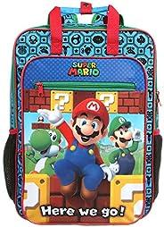 Mochila G, Super Mario Bros, DMW Bags, 11734, Colorido