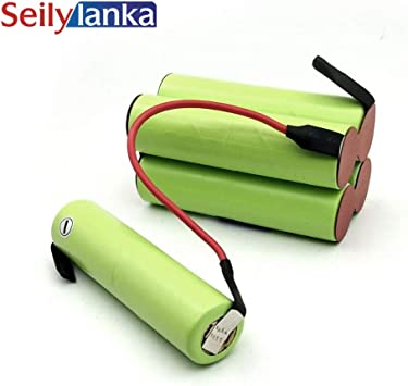 Seilylanka 3000mAh for Black Decker 12V Ni MH Battery pack CD ...