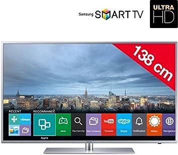 Marionola ue55ju6410 – Televisor LED Smart TV Ultra HD + Cable HDMI 2.0 4 K Platinium – 1,5 m: Amazon.es: Electrónica