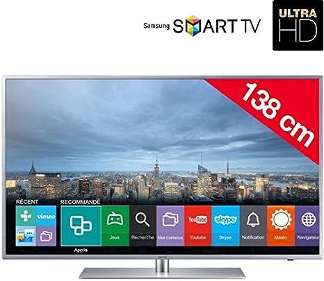 SAMSUNG UE55JU6410 - Televisor LED Smart TV Ultra HD: Amazon.es ...