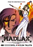 Madlax, Vol. 4: Elda Taluta