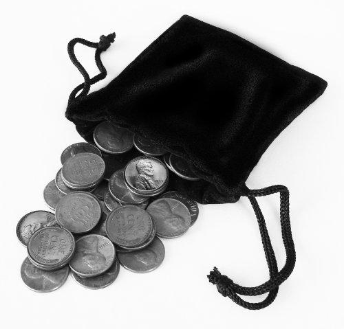 50 steel pennies from The Matthew Mint