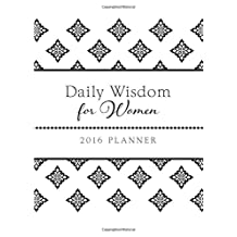 2016 PLANNER Daily Wisdom for Women