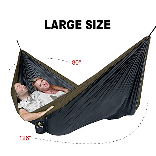 Buy two person camping hammock