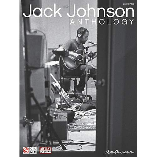 Jack Johnson - Anthology For Easy Piano Pack of 2