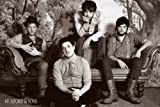 24x36 Poster Print Mumford & Sons - Couch Group