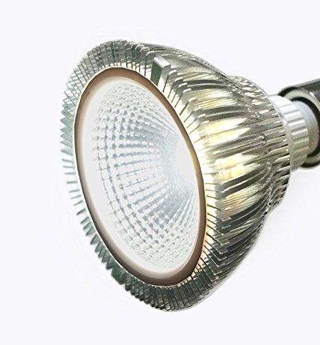 LED PlantLight 20W拡散光 植物育成使用白色電球 E26 観葉植物 水耕栽培 家庭菜園 水草栽培 B0779V47MF