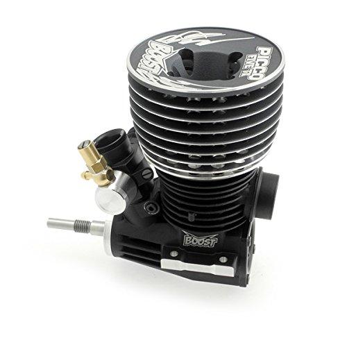 Picco Boost 5TX Team Spec Ceramic .21 Off Road Engine (Turbo Plug)