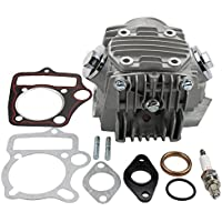 GOOFIT Completed Cylinder Head for 4 Stroke 110cc Engine...