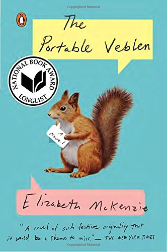 Portable Veblen Novel Elizabeth McKenzie