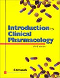 Introduction to Clinical Pharmacology : Including Student Learning Guide, Edmunds, Marilyn W., 0323008445