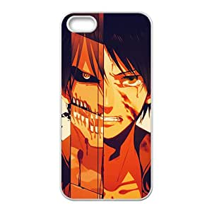 Brown distinctive boy Cell Phone Case for Iphone 5s