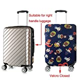HoJax Washable Spandex Travel Luggage Protector