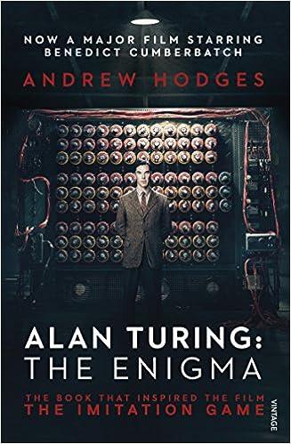 Livre sur Alan Turing