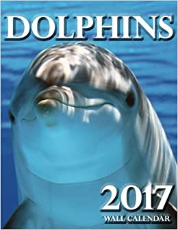 Dolphins 2017 Wall Calendar by Lotus Art (2016-12-19)