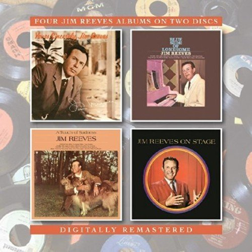 Jim Reeves - Yours Sincerely, Jim Reeves/blue Side Of Lonesome/a Touch Of Sadness/jim Reeves On Stage /  Jim Reeves - Zortam Music