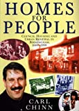 Homes for People: Council Housing and Urban Renewal in Birmingham, 1849-1999 by Carl Chinn front cover