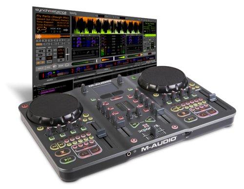 Amazon.com: M-Audio Torq xponent Advanced DJ Rendimiento ...