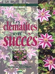 Les clématites avec succès (Archive Jardina)