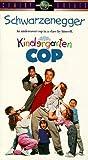 Kindergarten Cop [VHS]