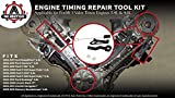 Engine Timing Repair Kit - Compatible with