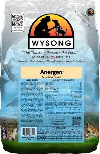 Wysong Anergen Canine/Feline Dry Diet, 5-Pound, My Pet Supplies