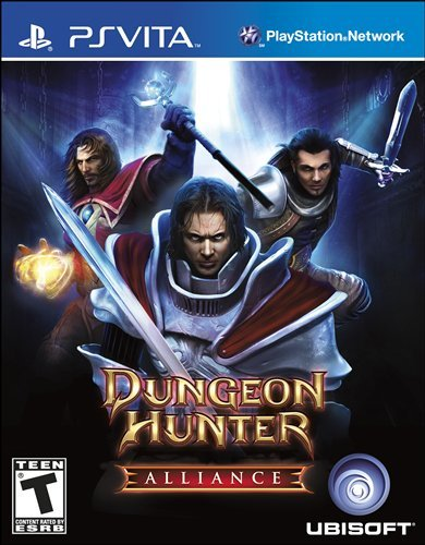 Dungeon Hunter Alliance - PlayStation