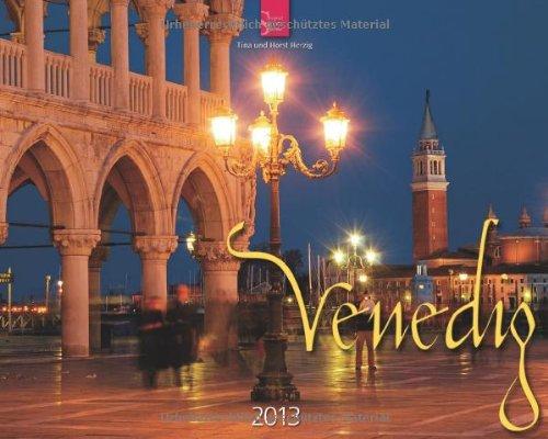 Venedig 2013 - Original Stürtz-Kalender