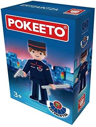 Pokeeto Ertzaintza (12852): Amazon.es: Juguetes y juegos