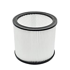 ANBOO Replacement Cartridge Filter for Shop-Vac Shop Vac 90304 9030400, 90304, 903-04-00, 903 5-Gallon & Up We & Dry Vacs