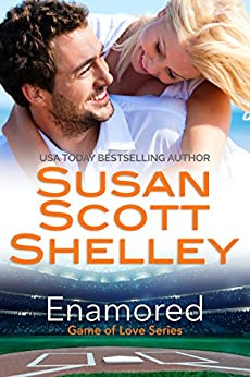 Enamored (Game of Love Book 3) by [Shelley, Susan Scott]