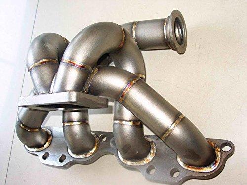 Nissan Sr20det Manifold - XS-Power NISSAN S13 S14 T3 SR20DET SR20 Top Mounted Turbo Manifold Nissan T3 T4 44mm