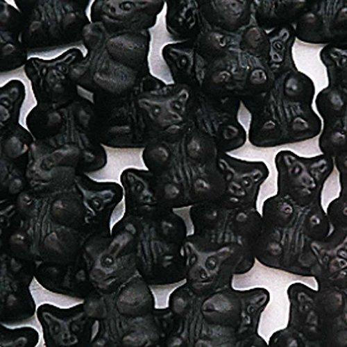 (Gustaf's Premium Sugar Free Black Licorice Bears - 2.2 Lb. Bag)