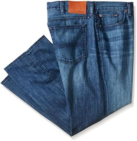 Lucky Brand Men's Big and Tall 181 Relaxed Straight-Leg Jean in Indian Wells