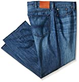 Lucky Brand Men's Big and Tall 181 Relaxed Straight-Leg Jean, Indian Wells, 54x34