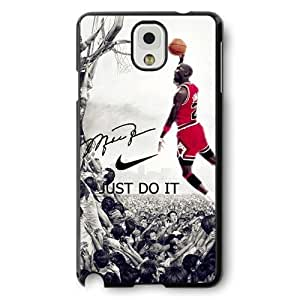- Customized Black Hard Plastic Samsung Galaxy Note 3 Case, NBA Superstar Chicago Bulls Michael Jordan Samsung Galaxy Note 3 Case