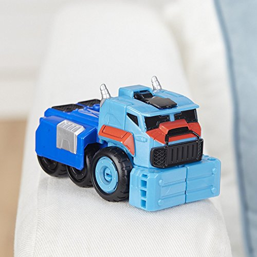 NEW Heroes Transformers Rescue Bots Optimus Prime Figure Kid-sized By Playskool #G14E6GE4R-GE 4-TEW6W220837 Tinflyphy