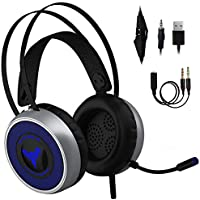 [Newest 2019] Gaming Headset for Xbox One, S, PS4, PC...