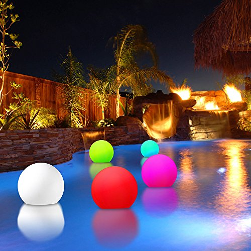 Outdoor Led Sphere Lights - 4