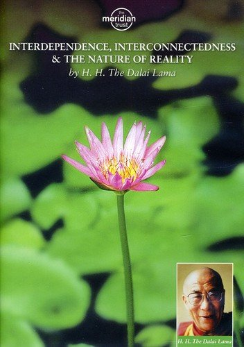 DVD : The Dalai Lama (XIV) - Interdependence, Interconnectedness And The Nature Of Reality (DVD)