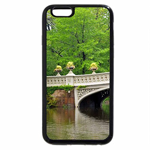 iPhone 6S / iPhone 6 Case (Black) Bow bridge