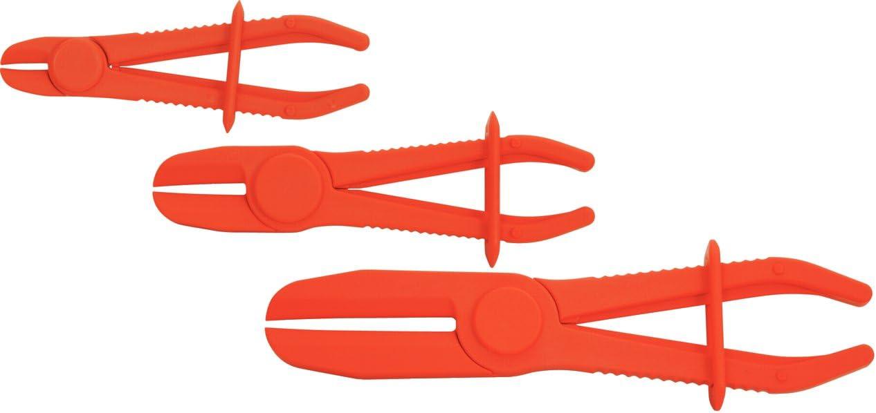 KS Tools 115.5050 Pack alicates para soltar tuberías Flexibles, Set de 3 Piezas: Amazon.es: Bricolaje y herramientas