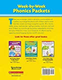 Week-by-Week Phonics Packets: 30 Independent