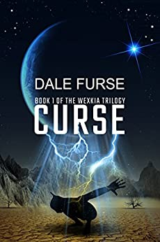 Curse (Wexkia trilogy Book 1) by [Furse, Dale]