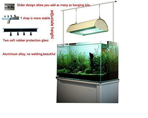 System 12 Aquarium Kit - Marine Color Aquarium Light Suspension System 12