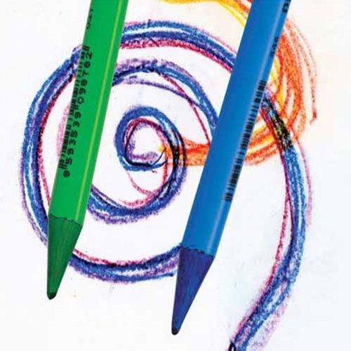 Koh-I-Noor Progresso Woodless Colored Pencils - Dark Violet